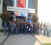 Bilgisayar ve Bilişim Bilimleri Fakültesi Öğrencilerinden Eğitim Kampı