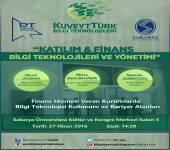 27 Nisan - Kuveyttürk ile Bilgi Teknolojileri ve Yönetimi