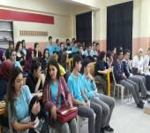 Ali Dilmen Anadolu Lisesi - Meslek Tanıtım Etkinliği