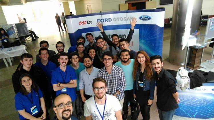 "Ford Otosan –"" Digitalization Trends"""