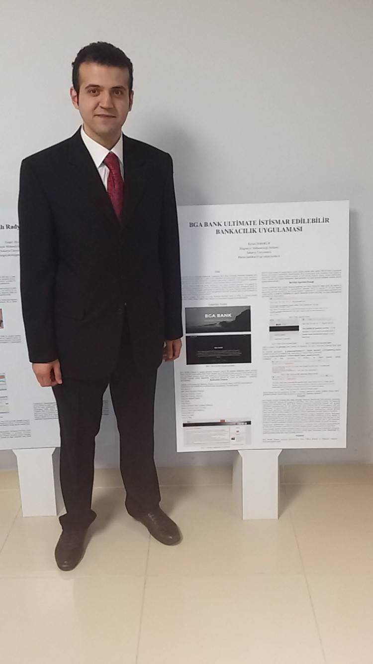 One more TUBITAK project from undergraduate students