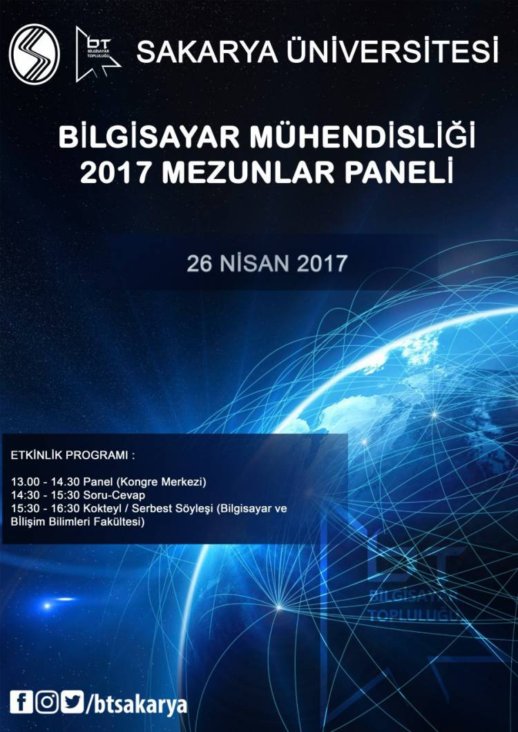 Mezunlar Paneli (26 Nisan 2017)